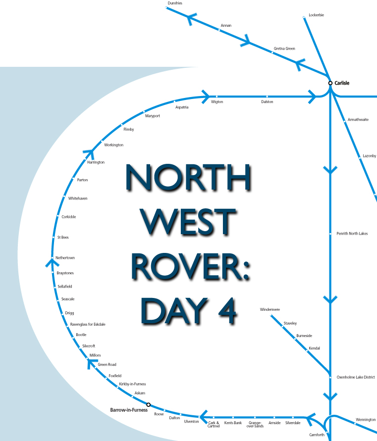 North West Rover: day 4