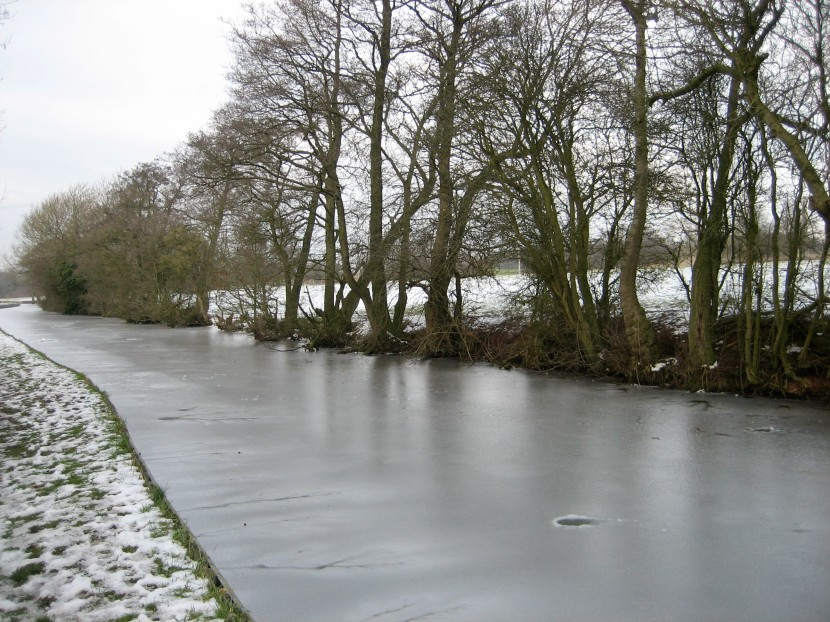 The Trent and Mersey Canal