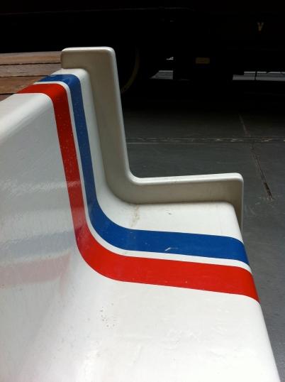 Colour me seated